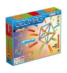 Geomag - Confetti - 50 dele