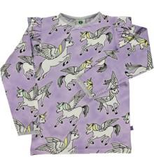 Småfolk - T-Shirt w. Unicorn Print