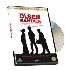Olsen Banden 1 - DVD