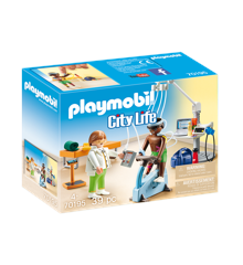 Playmobil - Fysioterapeut (70195)