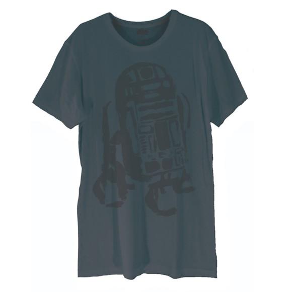 Star Wars R2-D2 watermark  T-Shirt