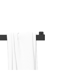 Nichba Design - Håndkleholder - Sort