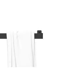Nichba - Håndkleholder - Sort
