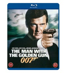 James Bond - The Man with the Golden Gun (Blu-Ray)
