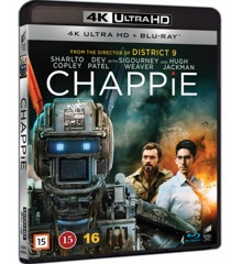 Chappie (4K Blu-Ray)