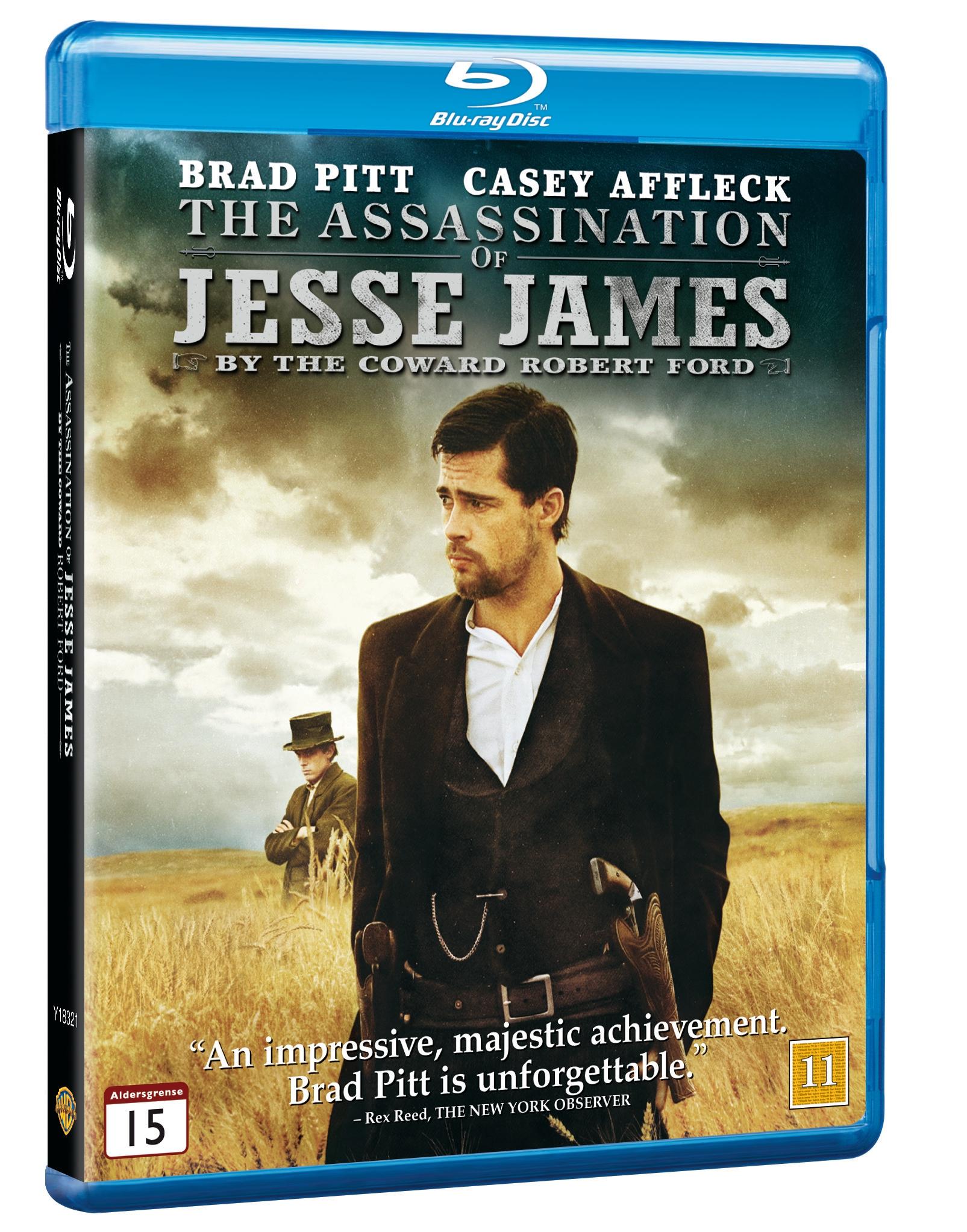 Assassination Of Jesse James - Blu ray