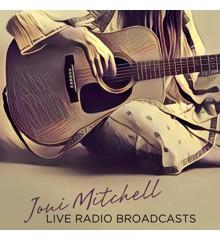 Joni Mitchell - Best of Live Radio Broadcasts recorded at the Second Fret Club In Philadelphia  - Vinyl