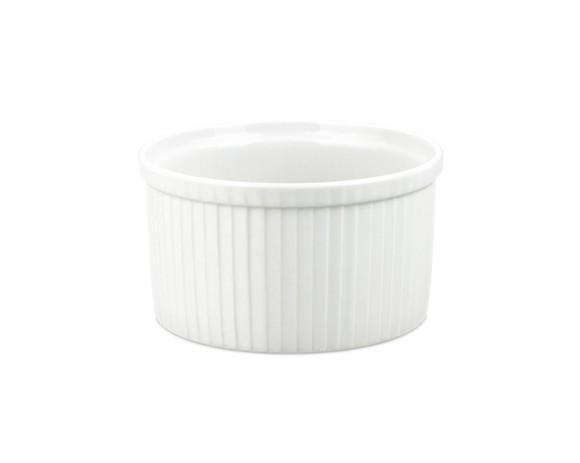 Pillivuyt - Soufflé Bowl Extra Tall 18,5 cm - White (260318)