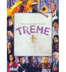 Treme: The Complete Series - DVD
