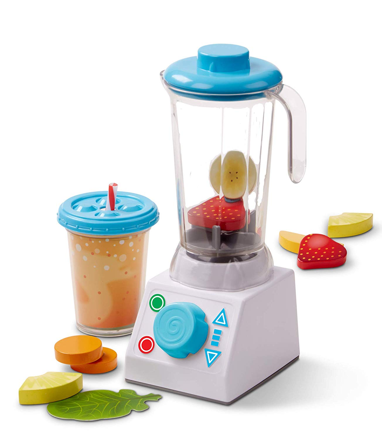 Melissa & Doug - Smoothie Maker Blender Set (19841)