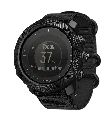 Suunto - Traverse Alpha Stealth Fish & Hunting GPS Watch