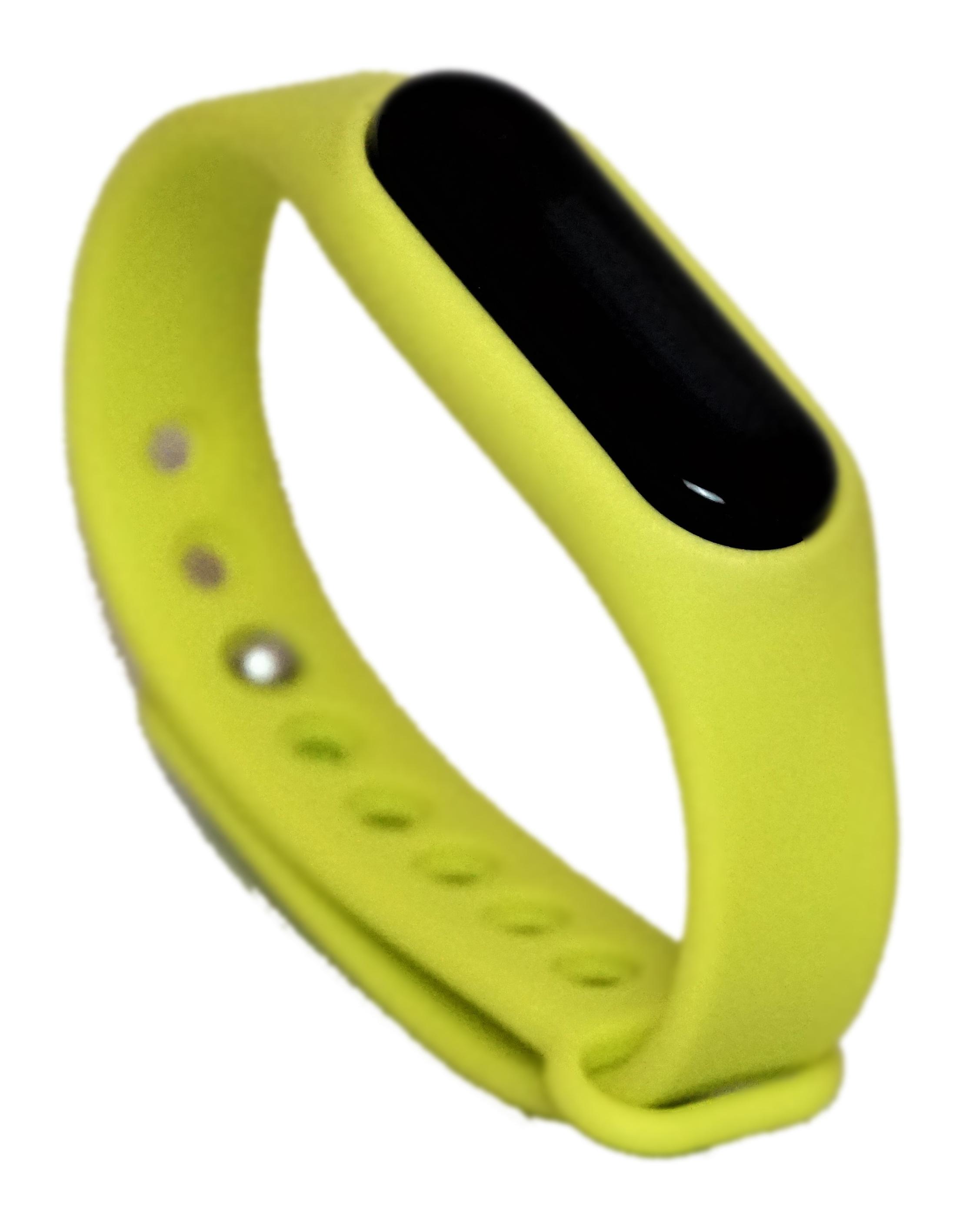 Go-tcha Wristband Green Strap