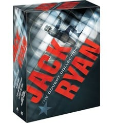 Jack Ryan: The Covert Collection (5 disc) - DVD