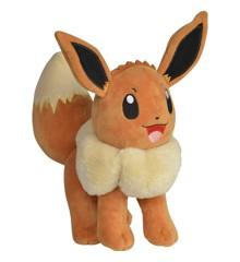 Pokemon - Plys Bamse 20 cm - Eevee