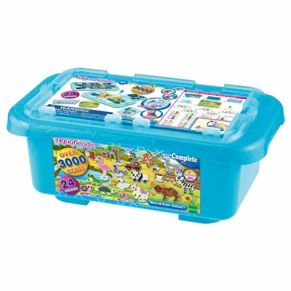 Aquabeads - Box of Fun - Safari (32808)