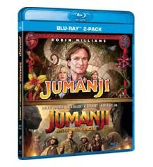 Jumanji 1-2 (Blu-Ray)