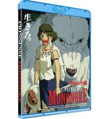 Prinsesse Mononoke (Blu-Ray)