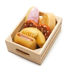 Le Toy Van - Honeybee Baker's Basket Crate Set (LTV187)