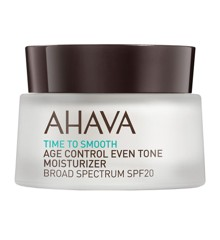 AHAVA - Age Control Even Tone Moisturizer SPF-20 50 ml