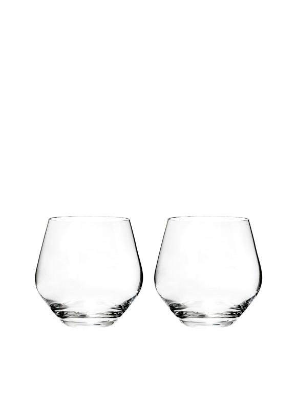 Frederik Bagger - Signature Vand Glas - 2 pak