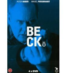 Beck - Box 3: Beck 9-12 (4-disc) - DVD