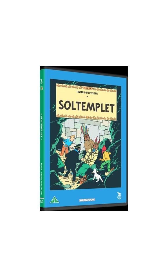 Tintin - Soltemplet