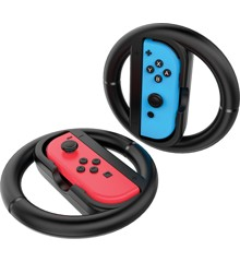 Venom Switch Racing Wheel Twin Pack (Nintendo Switch)