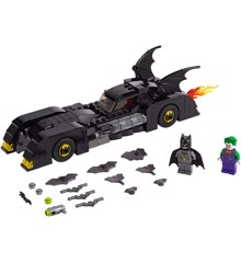 LEGO Super Heroes - Batmobile: Pursuit of The Joker (76119)