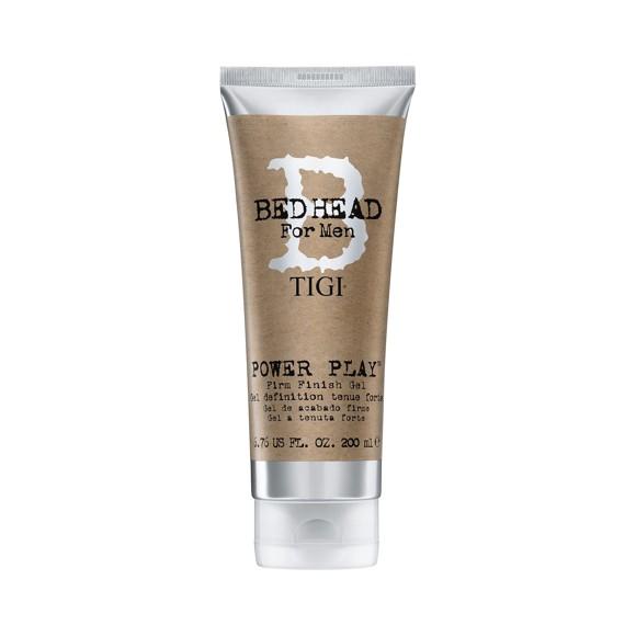 TIGI - Bed Head For Men Power Play Firm Finish Gel 200 ml