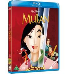 Disneys Mulan (Blu-Ray)
