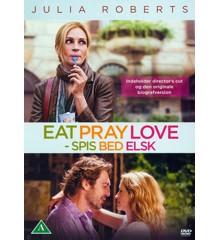 Eat Pray Love - Spis Bed Elsk - DVD