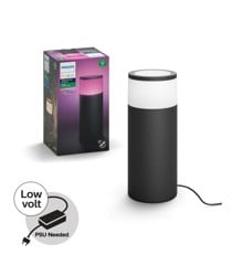 Philips Hue -  Calla Outdoor Pedestal Extension - White & Color Ambiance