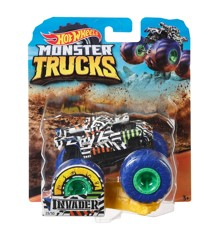 Hot Wheels - Monster Trucks 1:64 - Invader (GBT32)