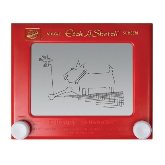 Etch A Sketch Classic - Tegne-Slette tavle