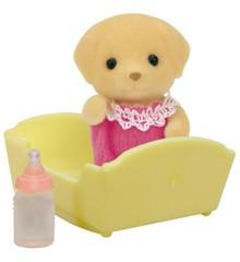 Sylvanian Families Labrador Baby Yellow