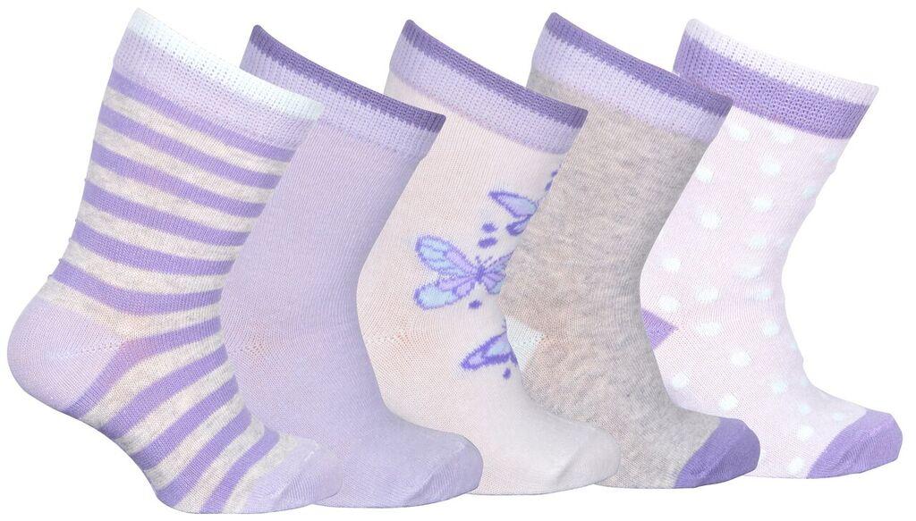 ?Melton - Numbers 5-pack Socks?