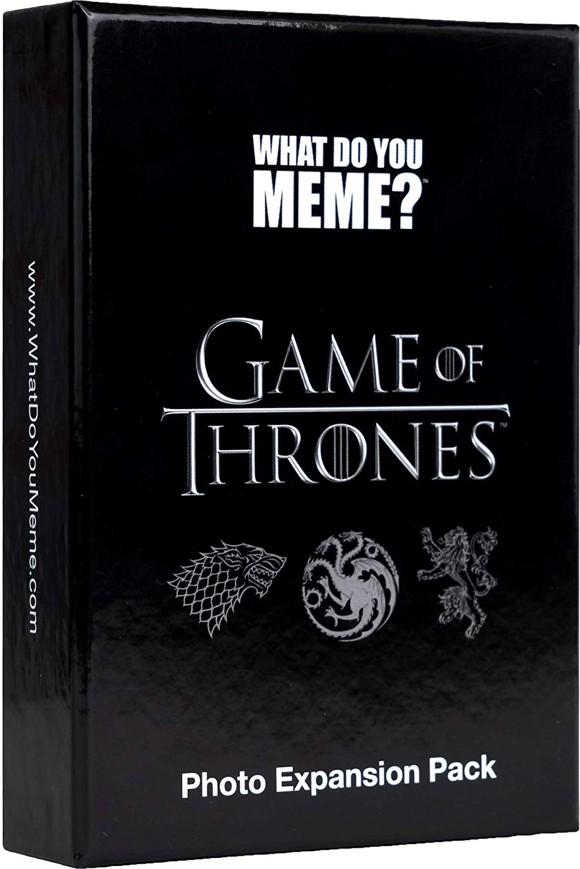 What Do You Meme – Game of Thrones Udvidelse (Engelsk) (SBDK0037)