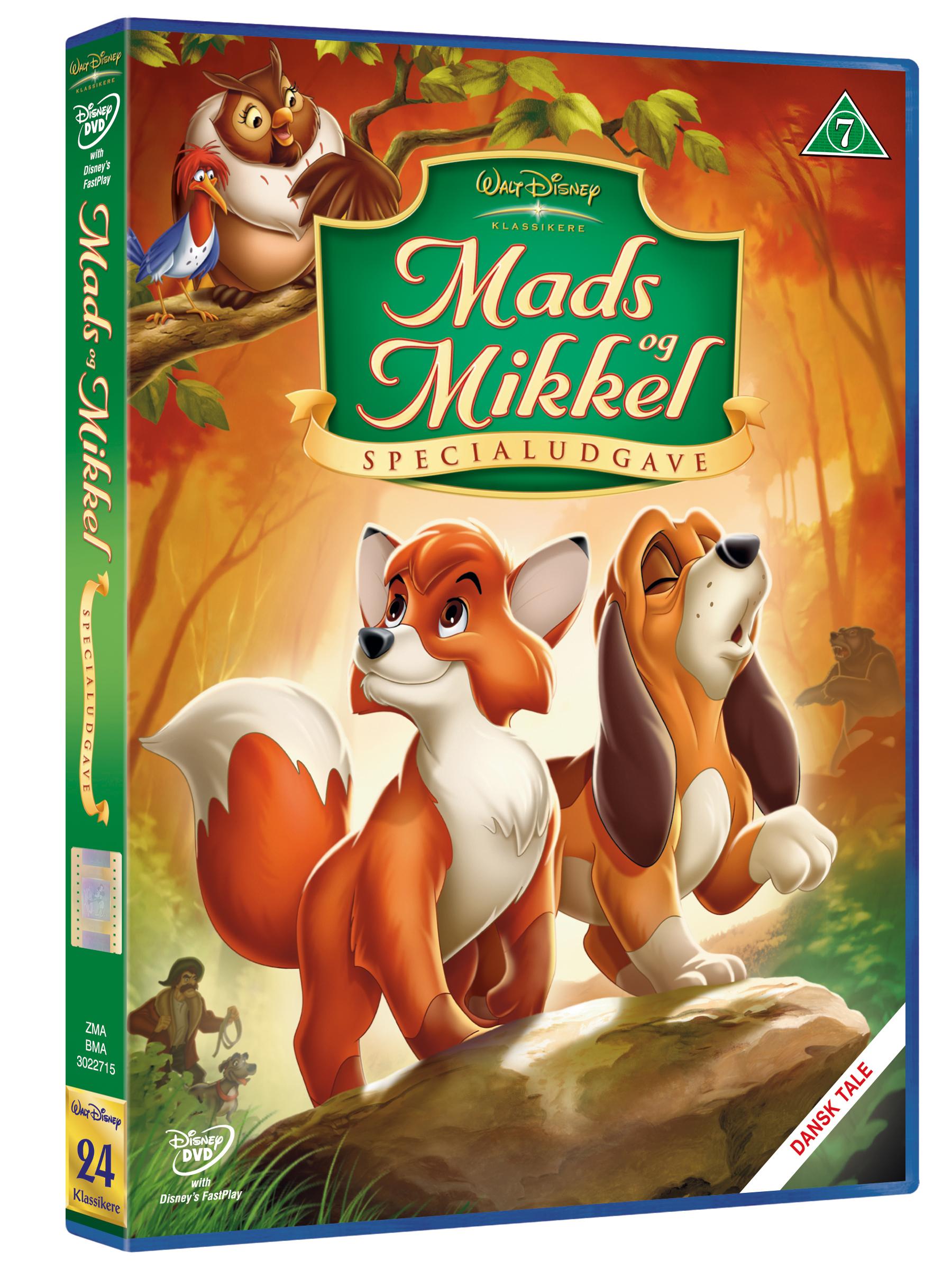 Mads og Mikkel Disney classic #24
