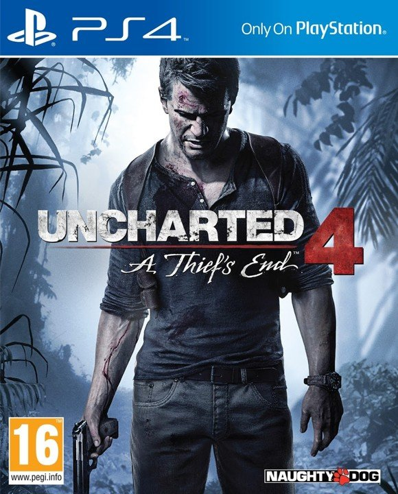 Uncharted 4: A Thief's End (Bundle Edition)
