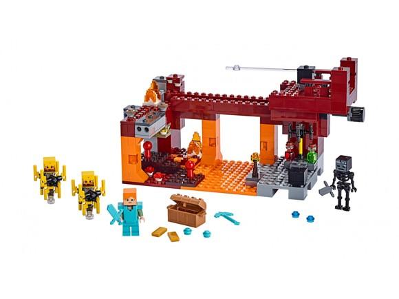 LEGO - Minecraft - The Blaze Bridge (21154)
