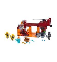 LEGO - Minecraft - Blaze-broen (21154)