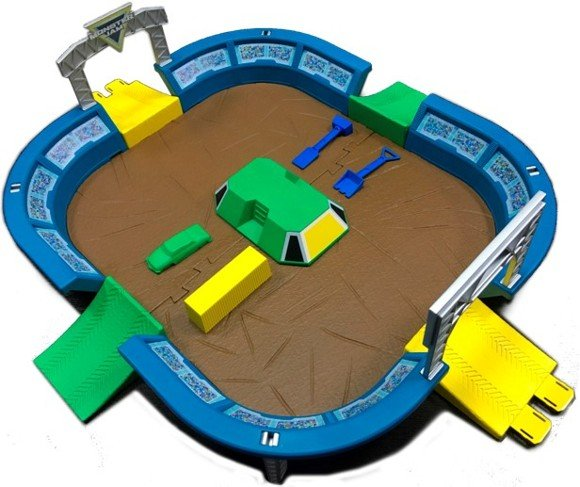 Monster Jam - Monster Dirt Arena Playset (6046704)