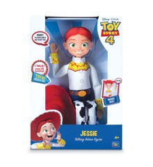 Toy Story - Deluxe Talende Jessie (ENG)