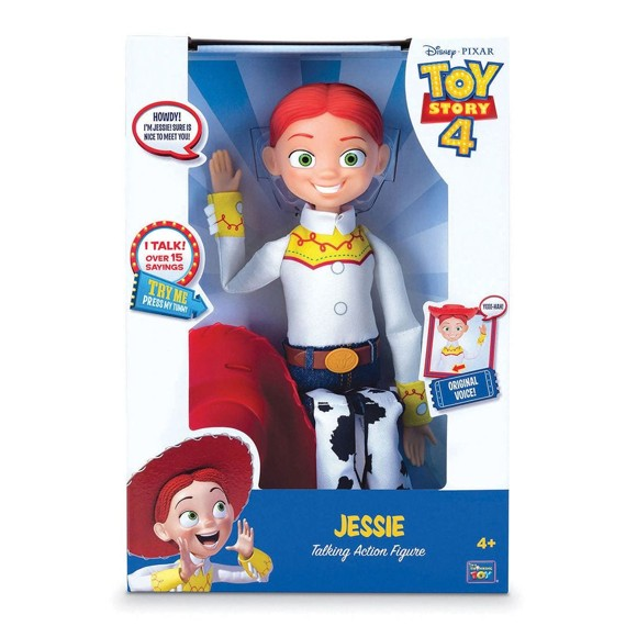 Toy Story - Deluxe Talking Jessie (ENG)  (931-64114)