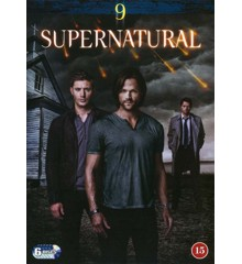 Supernatural: Sæson 9 - DVD
