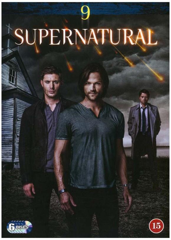 Supernatural: Sæson 9 - DVD