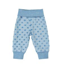 Pippi - Organic Pants - Velour Jaquard
