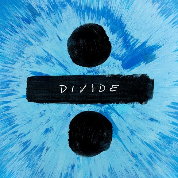 Ed Sheeran ÷ (Divide) - CD