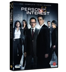 Person Of Interest - Season 3 - DVD