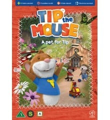 Tip the Mouse Vol 1 - A pet for Tip - DVD
